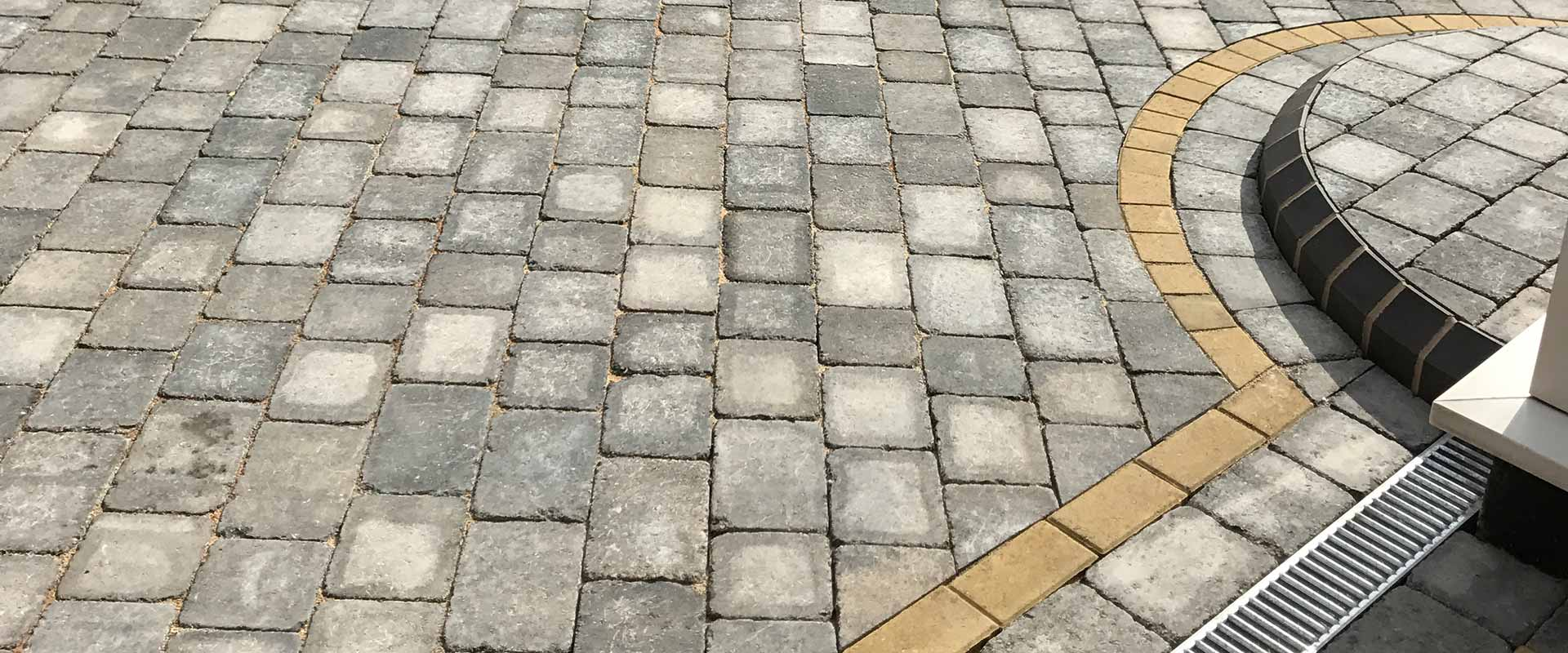Patios & Paving Specialists