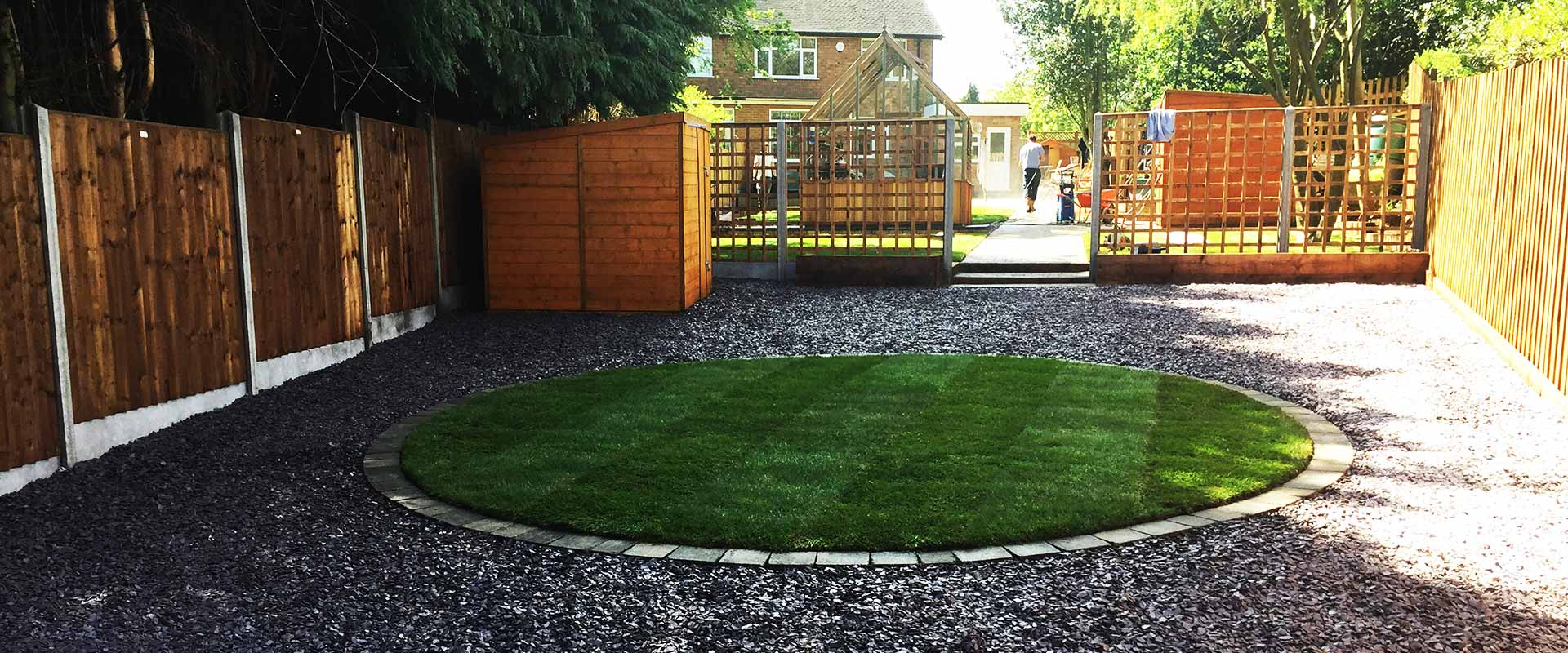 Driveway and Landscaping Services Birmingham