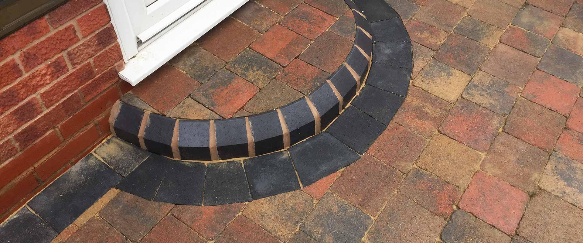Brick Steps
